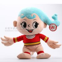 东莞企业吉祥物定做 毛绒卡通公仔定制 企业礼品赠品开发设计订做