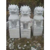 石雕狮子品种齐全 工艺精湛 石材狮子厂家