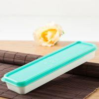 高级便携餐具盒 PP安全环保 装筷子勺子便携式收纳盒子