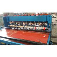 排焊机矿用钢筋网片排焊机 全自动钢丝网片排焊机 高效节能型网片焊接生产线