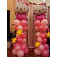 还有谁想要这么精彩满月酒生日宴气球布置和策划