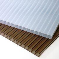 供应鲁西塑料双层阳光板厂家