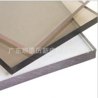 固得利茶色耐力板 PC板材 农业大棚材料 温室花房 阳光餐厅