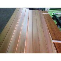 香柏木扣板-红雪松外墙板无节扣板免漆桑拿板沪景木业厂家批发价