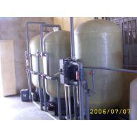 山西太原润新承压150psi玻璃钢全自动软化水设备——中国供应商