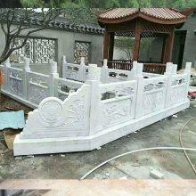 供应汉白玉石栏杆 建筑工程栏杆价格