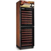 BJQ-298A上下双门恒温柜 陈列展示酒柜 酒窖设备 设备