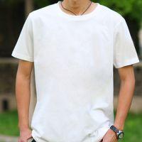 重庆纯棉广告衫现货批发 来图印刷