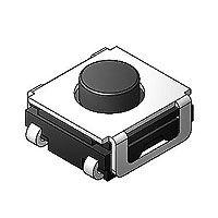 TS-1156 SOFNG 外形尺寸:6.0mm*6.0mm*3.5mm