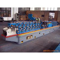 生产厂家 长期供应高质量 高频直缝不锈钢制管机 焊管机组