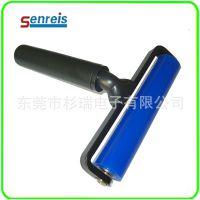 专业生产 高当品质 6寸硅胶粘尘滚轮 除尘滚筒
