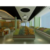 水果店装修设计---高端生鲜水果店装修设计公司---进口水果店装修设计公司