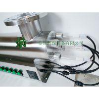 紫外线杀菌消毒器规格1200*159mm处理水量40-45吨DN125
