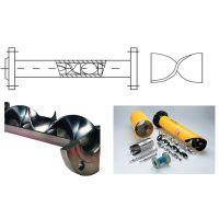 管道静态混合器 型号:SPT/SK-50/100(可定做)