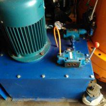 济宁订制销售各种型号液压站 吊车液压设备销售