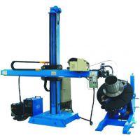 鞍山供应HJ6060自动焊接操作机焊接中心滚轮架