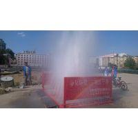 甘肃兰州金诺捷建筑工地洗轮机