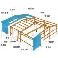 电焊厂房|诚信钢结构|海南电焊厂房加工