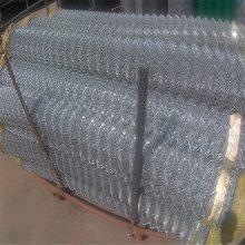 热镀锌护栏网 喷塑勾花网 围墙栅栏多少钱