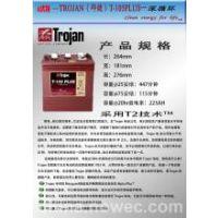 Trojan IND29-4V邱健蓄电池报价