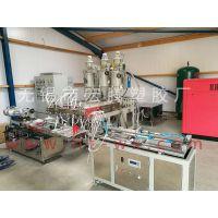 pp棉滤芯生产线_熔喷滤芯生产线_pp滤芯设备