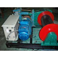 盐城鑫旺10T重型可调速电动卷扬机提升安全