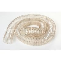 ZR-901 0.4mm壁厚-钢丝加强透明PU软管-蚱蜢