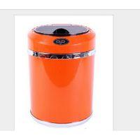 智能垃圾桶卫生间客厅自动桶电子智能远红外感应防水免脚踩