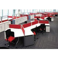 专业提供屏风工作位 板式办公家具  各色屏风办公桌 厂家品质保证