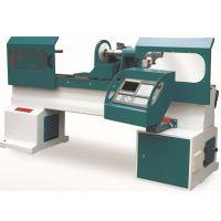 江苏木工机械厂家出售、楼梯扶手专用车床、木工数控车床价格、操作视频