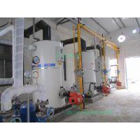 枫岚锅炉供应学校开水房专用环保燃气1吨锅炉