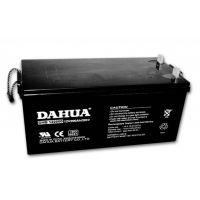 DAHUA蓄电池官网DHB122000大华蓄电池12V200AH官网报价