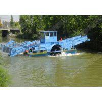 湖南水葫芦杂草打捞船 除水草设备多少钱一套