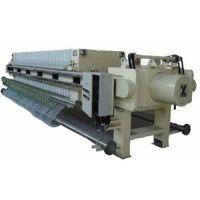 橡胶型隔膜压榨式食品压滤机