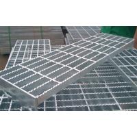 山东船厂用钢格栅板 镀锌网格板 平台钢格板