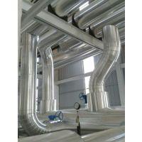 工业化工管道设备铁皮保温工程施工 罐体不锈钢保温防腐工程