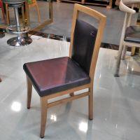 上海商务酒店餐厅餐桌椅 宾馆早餐椅 韩式料理店餐椅 自助餐厅椅