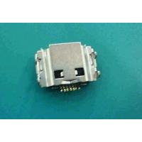 三星手机尾部插头USB连接器/7p USB母座链接器/优质USB供应