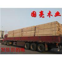 铁杉花旗松木材加工厂批发工程板方质优价低可刨光