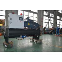 中低温螺杆式冷水机组的工作流程搏佰精机厂家