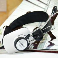 批发卡能KM510头戴式音乐手机耳机重低音电脑笔记本游戏带麦克风