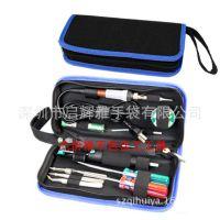 厂家加工定制多功能工具包工具袋电子维修套装包电烙铁电子工具包
