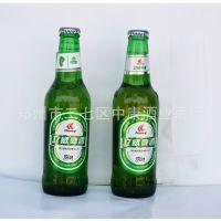 专业批发 立威啤酒24*330ml 小玻璃瓶装KTV夜场酒吧专供