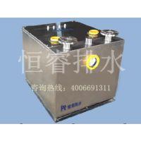 恒睿无阀污水排放设备 污水提升器 污水处理设备