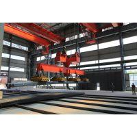 忠磁厂家供应MW84-16040L起重电磁铁搬运钢板专用电磁铁多台连吊效果更佳