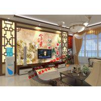 客厅背景墙 瓷砖软包背景墙 壁画3d电视背景墙 艺术装饰背景墙