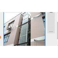 西安2层阁楼升降机|阁楼小型升降平台价格|家用电梯厂家