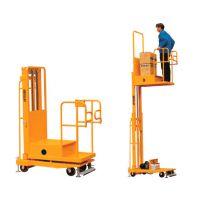 梯诺机械DEROLIFT二级门架半电动取货车DN45092/DN45093