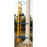 绝缘抱杆梯可做7米河北创意电气厂家直销材料好价格便宜