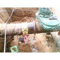 天然气管道水刀切割机
